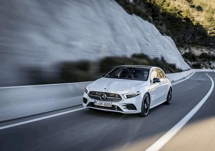 2018 Mercedes-Benz A-klasse 33