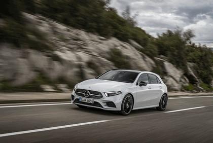 2018 Mercedes-Benz A-klasse 38