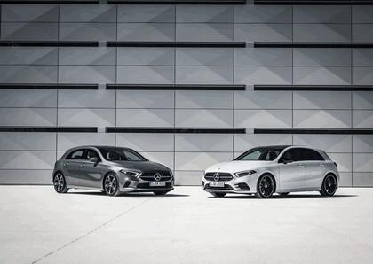 2018 Mercedes-Benz A-klasse 46