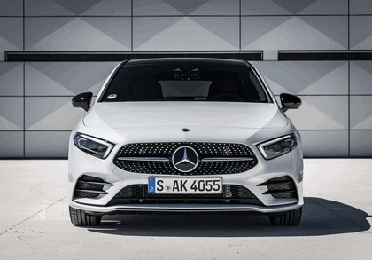 2018 Mercedes-Benz A-klasse 47