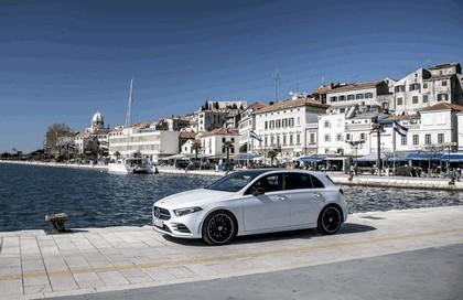 2018 Mercedes-Benz A-klasse 50