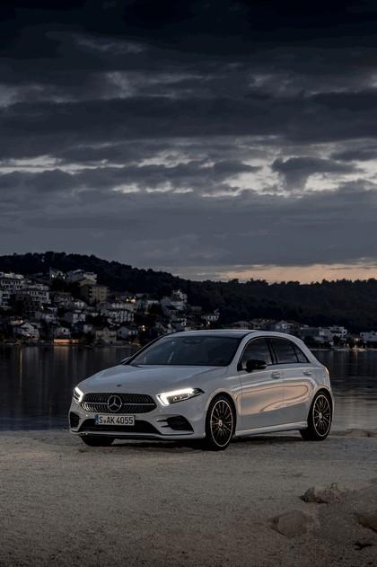 2018 Mercedes-Benz A-klasse 52