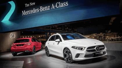 2018 Mercedes-Benz A-klasse 72