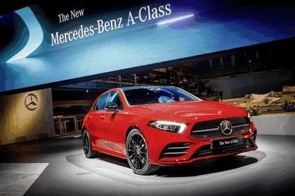 2018 Mercedes-Benz A-klasse 73