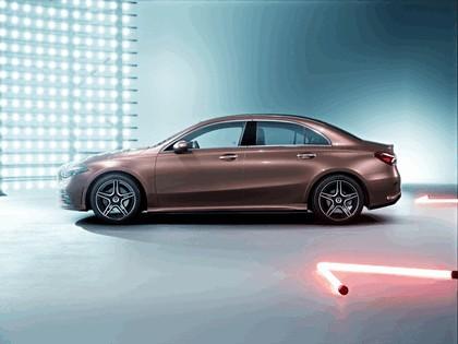 2018 Mercedes-Benz A-klasse L sport sedan 2