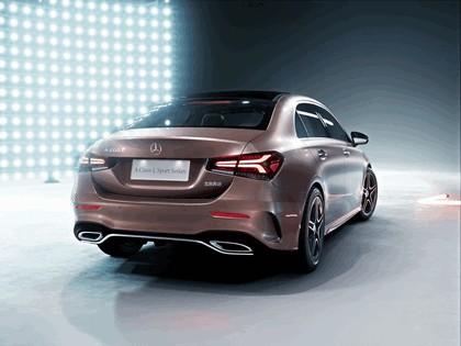 2018 Mercedes-Benz A-klasse L sport sedan 5