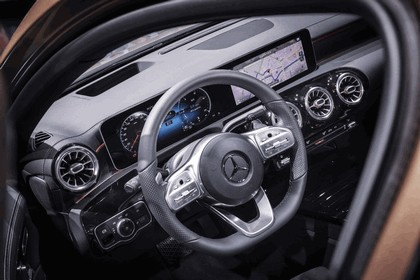 2018 Mercedes-Benz A-klasse L sport sedan 9