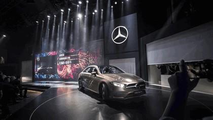 2018 Mercedes-Benz A-klasse L sport sedan 10