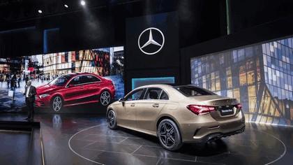 2018 Mercedes-Benz A-klasse L sport sedan 13