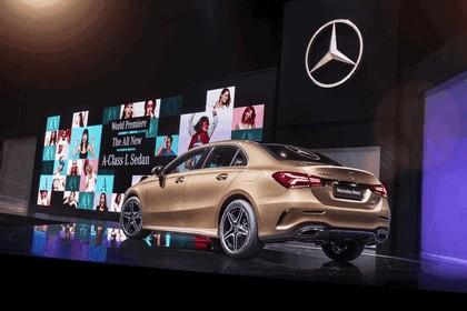 2018 Mercedes-Benz A-klasse L sport sedan 14