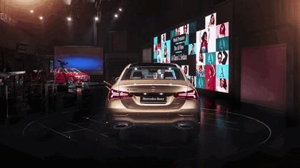 2018 Mercedes-Benz A-klasse L sport sedan 16