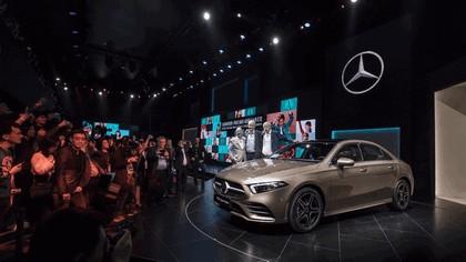 2018 Mercedes-Benz A-klasse L sport sedan 17