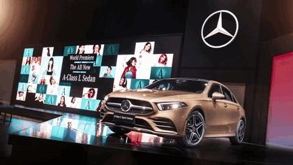 2018 Mercedes-Benz A-klasse L sport sedan 18