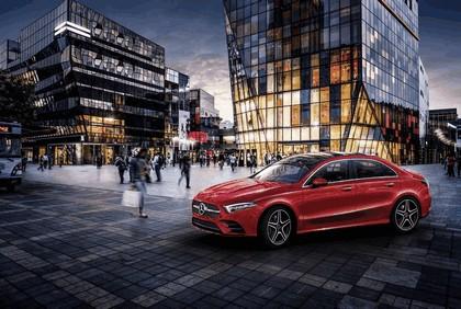 2018 Mercedes-Benz A-klasse L sport sedan 21
