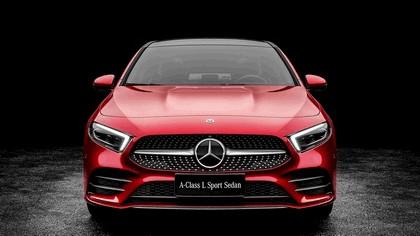 2018 Mercedes-Benz A-klasse L sport sedan 25