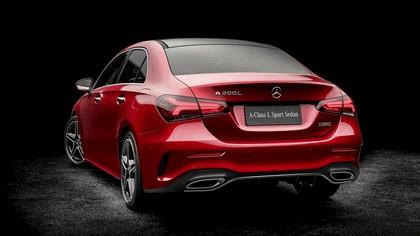 2018 Mercedes-Benz A-klasse L sport sedan 26