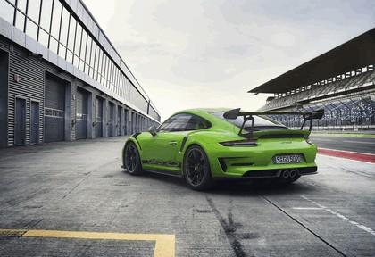 2018 Porsche 911 ( 991 type II ) GT3 RS 5