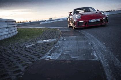 2018 Porsche 911 ( 991 type II ) GT3 RS 53