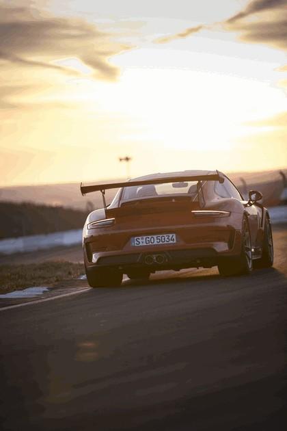 2018 Porsche 911 ( 991 type II ) GT3 RS 58