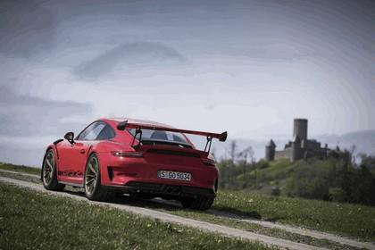 2018 Porsche 911 ( 991 type II ) GT3 RS 62