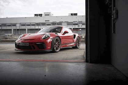 2018 Porsche 911 ( 991 type II ) GT3 RS 78