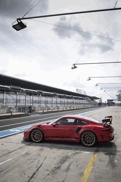 2018 Porsche 911 ( 991 type II ) GT3 RS 82
