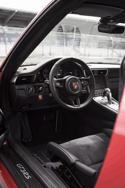 2018 Porsche 911 ( 991 type II ) GT3 RS 91
