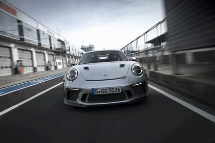 2018 Porsche 911 ( 991 type II ) GT3 RS 109