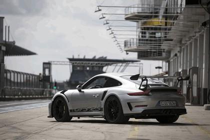 2018 Porsche 911 ( 991 type II ) GT3 RS 111