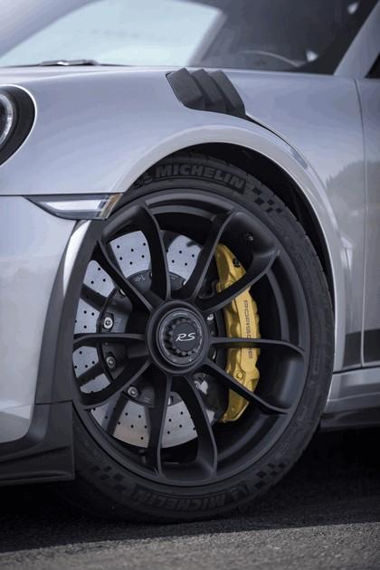 2018 Porsche 911 ( 991 type II ) GT3 RS 127