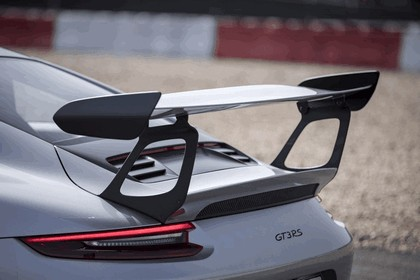 2018 Porsche 911 ( 991 type II ) GT3 RS 133