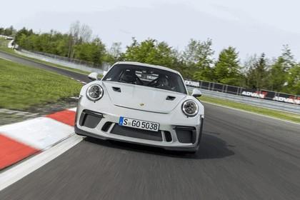 2018 Porsche 911 ( 991 type II ) GT3 RS 158
