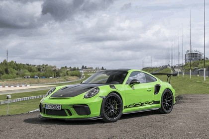 2018 Porsche 911 ( 991 type II ) GT3 RS with Weissach package 4