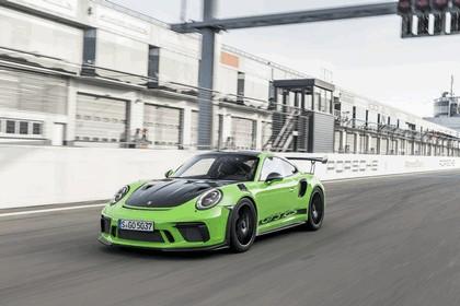 2018 Porsche 911 ( 991 type II ) GT3 RS with Weissach package 10