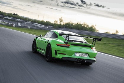 2018 Porsche 911 ( 991 type II ) GT3 RS with Weissach package 18