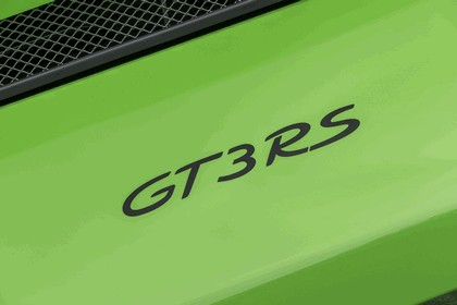 2018 Porsche 911 ( 991 type II ) GT3 RS with Weissach package 22