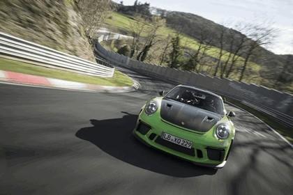 2018 Porsche 911 ( 991 type II ) GT3 RS with Weissach package 38