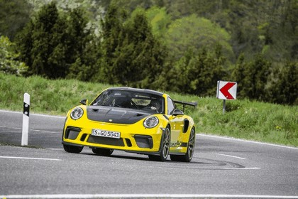 2018 Porsche 911 ( 991 type II ) GT3 RS with Weissach package 42