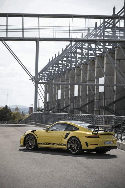 2018 Porsche 911 ( 991 type II ) GT3 RS with Weissach package 53