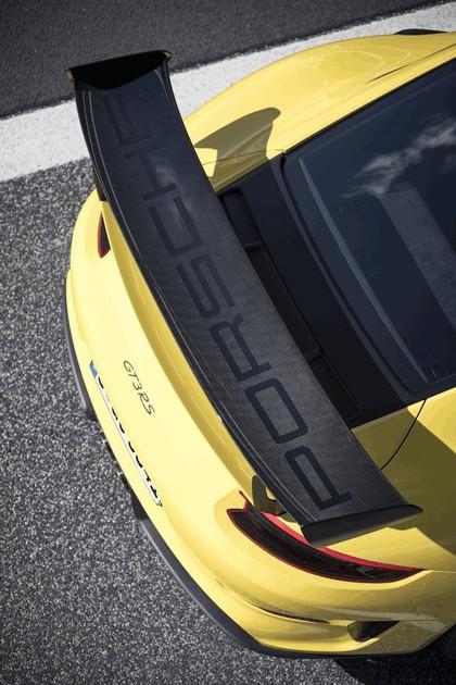 2018 Porsche 911 ( 991 type II ) GT3 RS with Weissach package 61