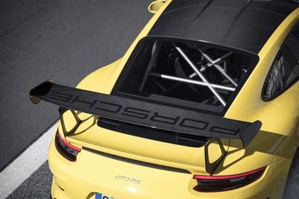 2018 Porsche 911 ( 991 type II ) GT3 RS with Weissach package 62