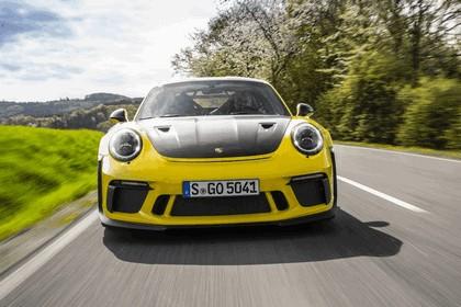 2018 Porsche 911 ( 991 type II ) GT3 RS with Weissach package 74