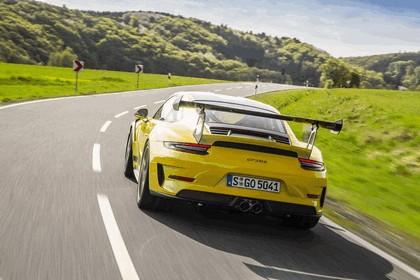 2018 Porsche 911 ( 991 type II ) GT3 RS with Weissach package 75