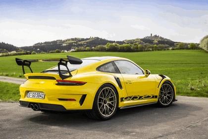 2018 Porsche 911 ( 991 type II ) GT3 RS with Weissach package 79