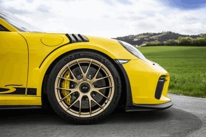 2018 Porsche 911 ( 991 type II ) GT3 RS with Weissach package 81