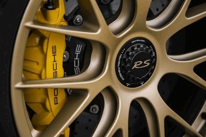 2018 Porsche 911 ( 991 type II ) GT3 RS with Weissach package 83