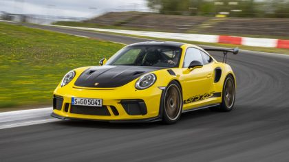 2018 Porsche 911 ( 991 type II ) GT3 RS with Weissach package 5