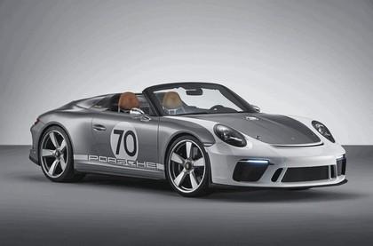 2018 Porsche 911 ( 991 type II ) Speedster concept 1