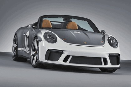 2018 Porsche 911 ( 991 type II ) Speedster concept 4