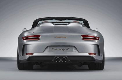 2018 Porsche 911 ( 991 type II ) Speedster concept 5